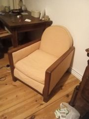 Antik Sessel