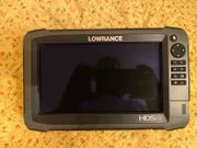 Lowrance 3D Structure Scan Complete