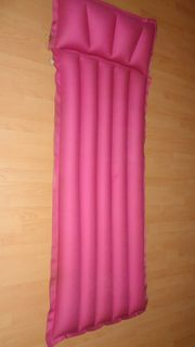 Luftmatratze Textil Gummi