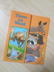 Tiere im Wald - Kinderbuch