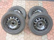 Winterreifen 205 55 R16 Audi