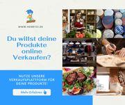 Du willst deine Produkte Online