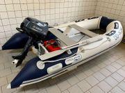 Schlauchboot PW 300 Aluboden SN
