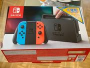 Nintendo Switch OVP
