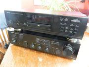 Denon Verstärker CD Player