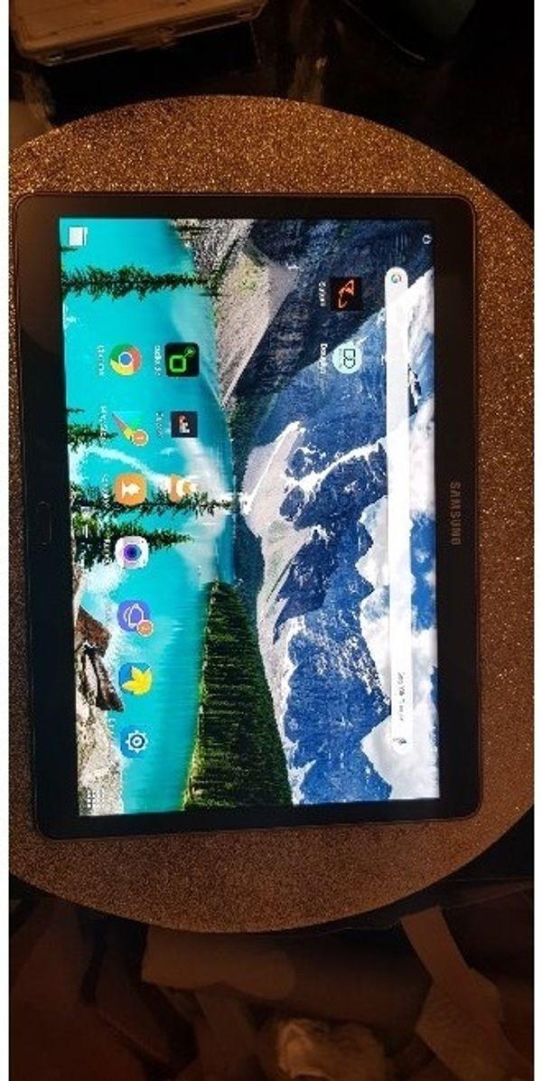 Samsung tablet Galaxy s sm-t800