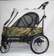 Hundebuggy Hundekinderwagen Safari XXL 105
