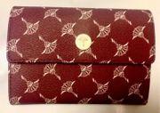 Joop Damen Geldbörse Bordeaux NEU