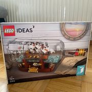 LEGO Ideas - Schiff in der