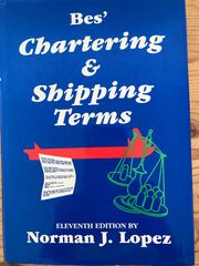 Fachbuch Chartering und Shipping Terms