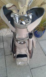 golfbag v5 komplett