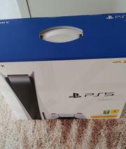 PS5 mit Laufwerk