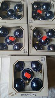 6 Kartons Christbaumkugeln