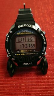 SEIKO M705 Scuba Diver - Taucheruhr