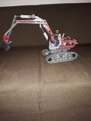 Lego Technic kleiner Bagger