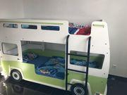 Kinder Bus Hochbett