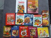 Kochbücher zu verschenken