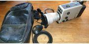 Komplettset - 4 Super8-Kameras ein Abspielgerät