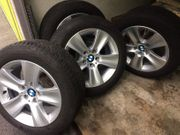 BMW - Winterräder Winterreifen Alufelgen 8