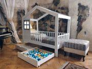 Cynia Hausbett für ein Kind