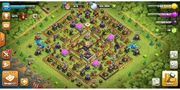 Clash of Clans fast TH