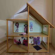 Puppenhaus Haus Puppen Holzhaus Kinder