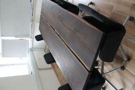 Bild 4 - Konferenztisch Besprechungstisch Bürotisch Tischlerarbeit - Andelsbuch
