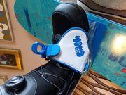 Kindersnowboard mit Bindung und Boots