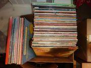 Große Langspielplatten LPs Sammlung 70er