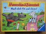 Mauseschlau und Bärenstark Spiel von