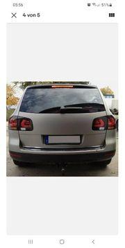 VW Touareg Rückleuchten in Black