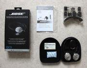 Bose Quietcomfort QC3 acoustic noise