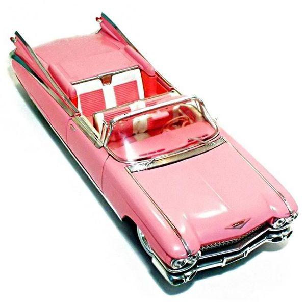 1 18 Maisto Modell - Pink