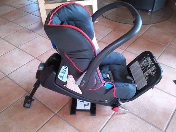 Römer Britax Baby-Safe Babyschale mit