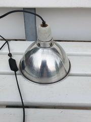 Wir geben 2 Terrarien Lampen