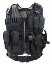 SWAT FBI Polizei Karneval Kostüm