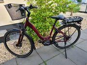 Stevens E bike Tiefeinsteiger Cityrad