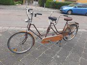 Oldtimer Tandem Sparta Holland