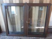 Fenster Doppelfenster aus Kunststoff mit