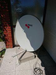Satspiegel Satschüssel Satellit