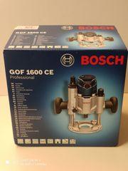 Bosch Professional Oberfräse mit 1600
