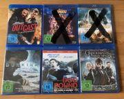 Verschiedene Bluray Filme für je