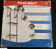 Rettungsleiter Sprossenleiter Strickleiter 4 3m