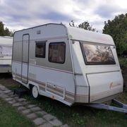 Wohnwagen Dethleffs 395