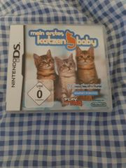 Mein erstes Katzenbaby Nintendo