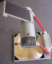 Tragbarer Overheadprojektor - Traveller 3 - Projektor