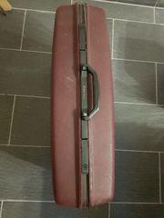 Samsonite Hartschalen Koffer - weinrot