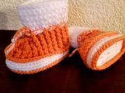 Babyschuhchen Booties neu