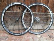 Rigida Rennrad-Laufradsatz