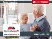 Professionelle Seniorenumzüge - nah und fern